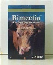 BIMECTIN POUR-ON 2.5LT