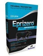 EPRIZERO POUR-ON 2.5LT