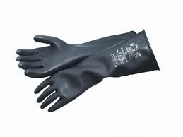 GLOVE 17″ RUBBER