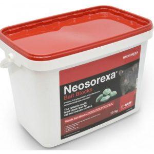 Neosorexa 10kg Bait Blocks