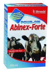 ABINEX-FORTE POUR ON